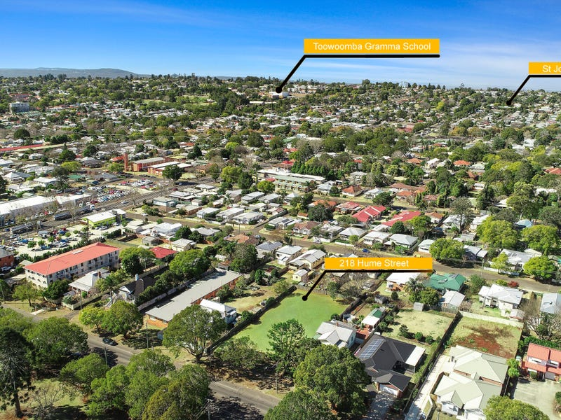 218 Hume Street, South Toowoomba, Qld 4350