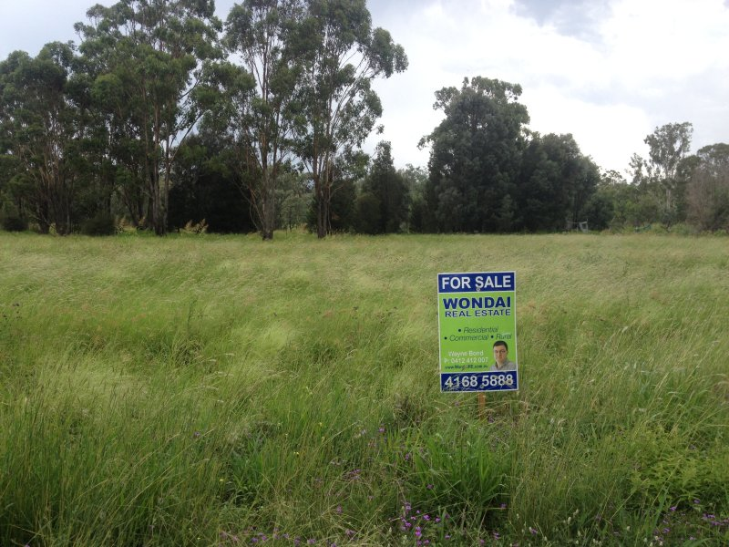 Lot 8, Susan crescent, Proston, Qld 4613