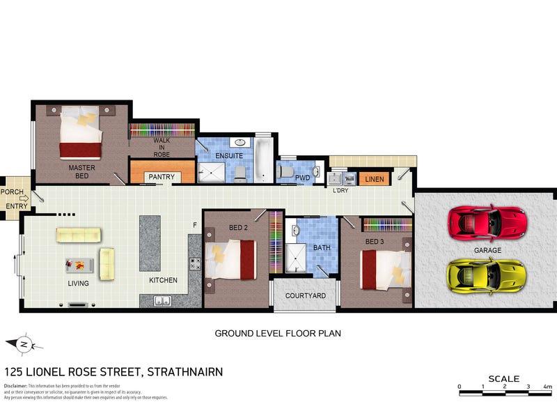 125 Lionel Rose Street, Strathnairn, ACT 2615