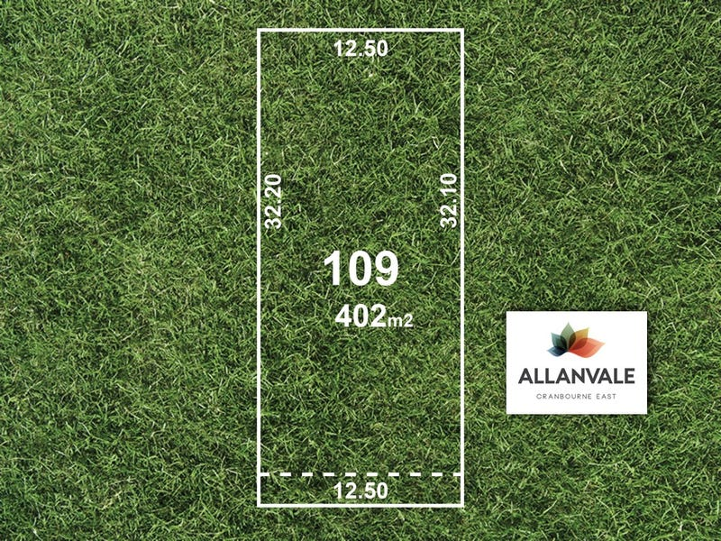Lot 109, Artemis Drive (Allanvale), Cranbourne East, Vic 3977