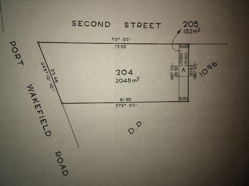 Lot 204 Second Street, Wild Horse Plains, SA 5501