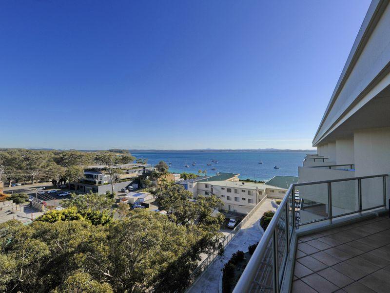 Apartment 801/47 Shoal Bay Road, Shoal Bay, NSW 2315