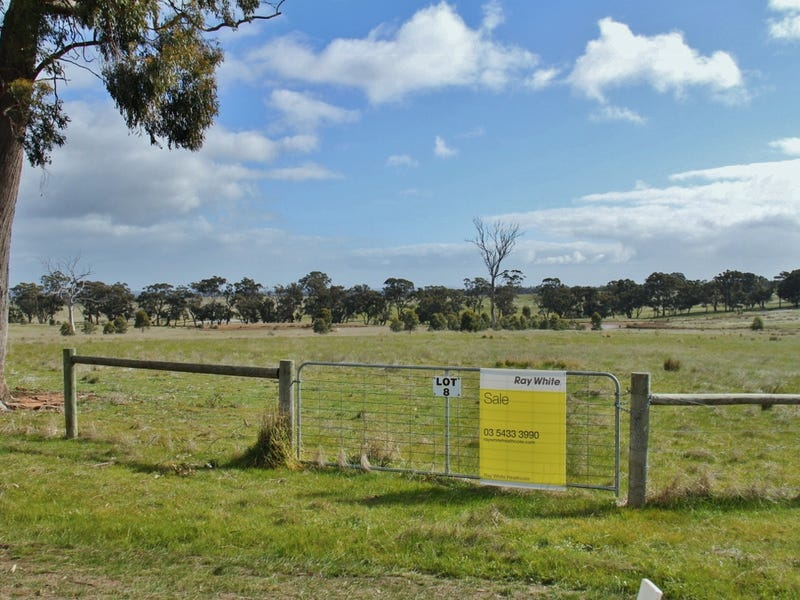Lot 8 Tuscan Court, Heathcote, Vic 3523