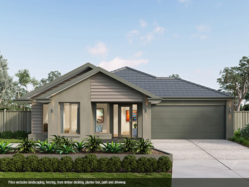Lot 331 Whistler Drive, Shannon Waters estate, Bairnsdale