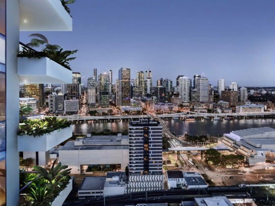10505/22 - 28 Merivale Street, South Brisbane, Qld 4101