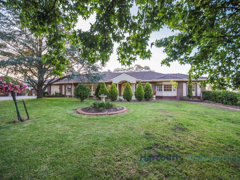 231 Range Road North, Upper Hermitage, SA 5131
