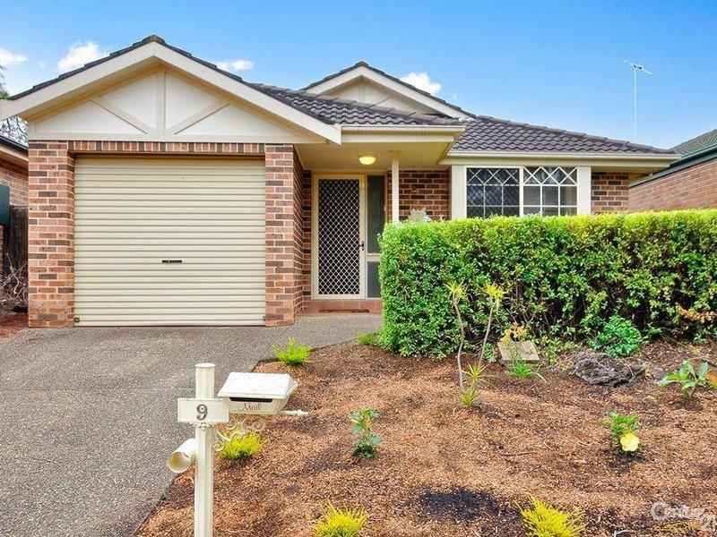 9 Paroo Court, Wattle Grove, NSW 2173