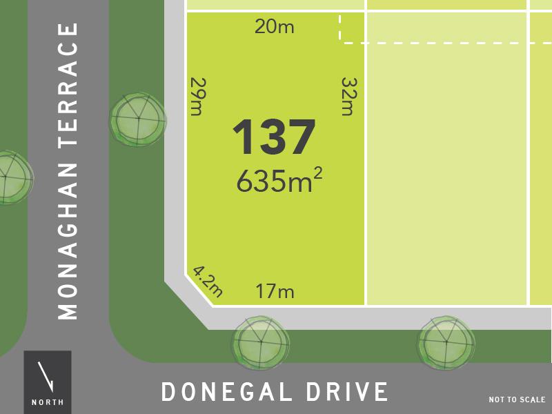 Lot 137, Monaghan Terrace, Alfredton, Vic 3350