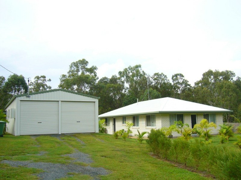 16 Spowart Road, Mount Chalmers, Qld 4702