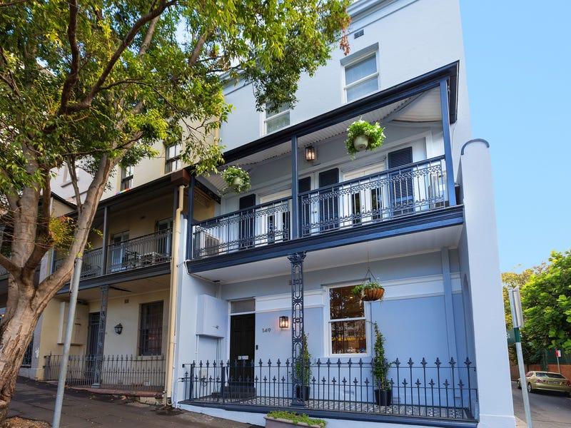 149 Forbes Street, Woolloomooloo, NSW 2011