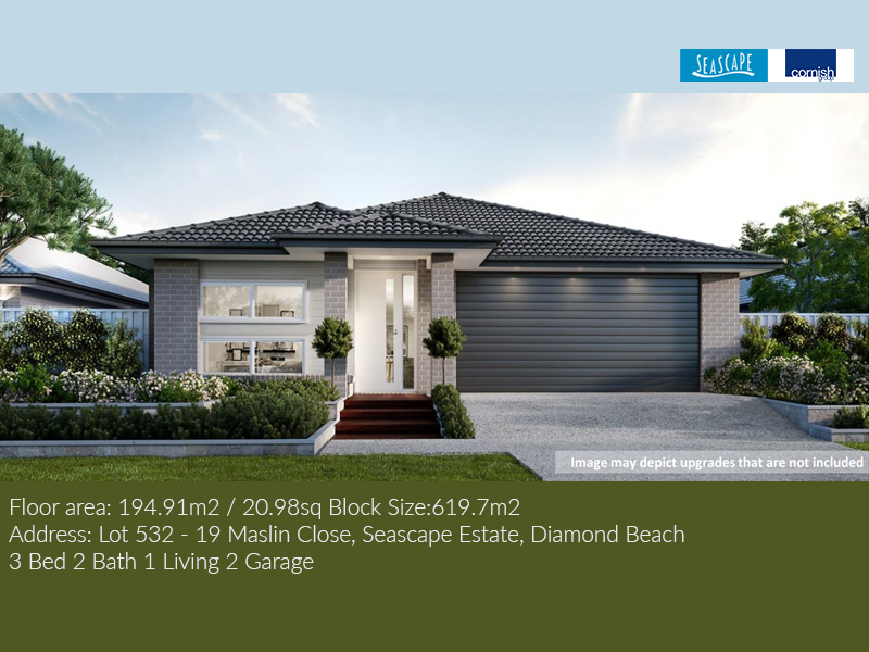 (Lot 532)/19 Maslin Close, Diamond Beach, NSW 2430