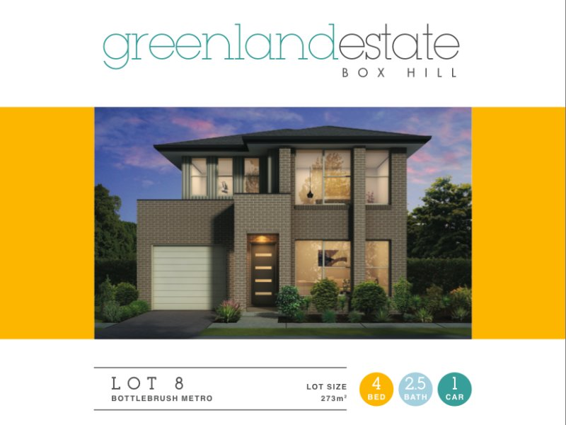 Lot 9/49 Terry Rd, Box Hill, NSW 2765