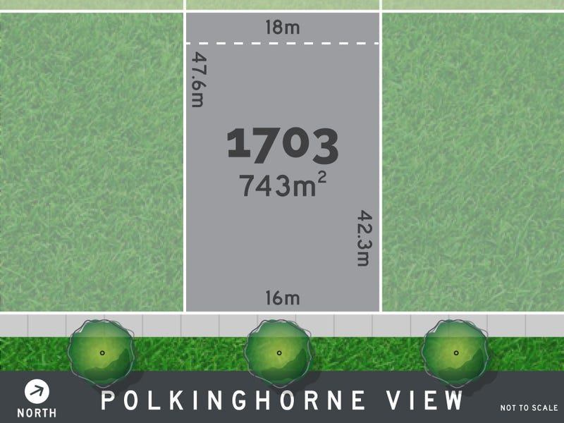 Lot 1703, Polkinghorne View, Lucas, Vic 3350