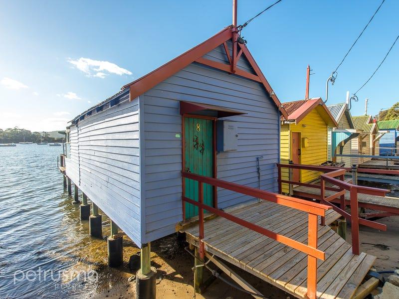 8 Boatshed, Cornelian Bay, New Town, Tas 7008