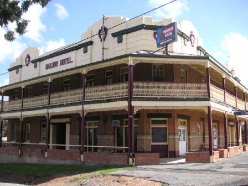 Railway Hotel 37 Ilford Rd, Kandos, NSW 2848