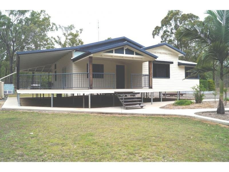 1377 Upper Ulam Road, Bajool, Qld 4699