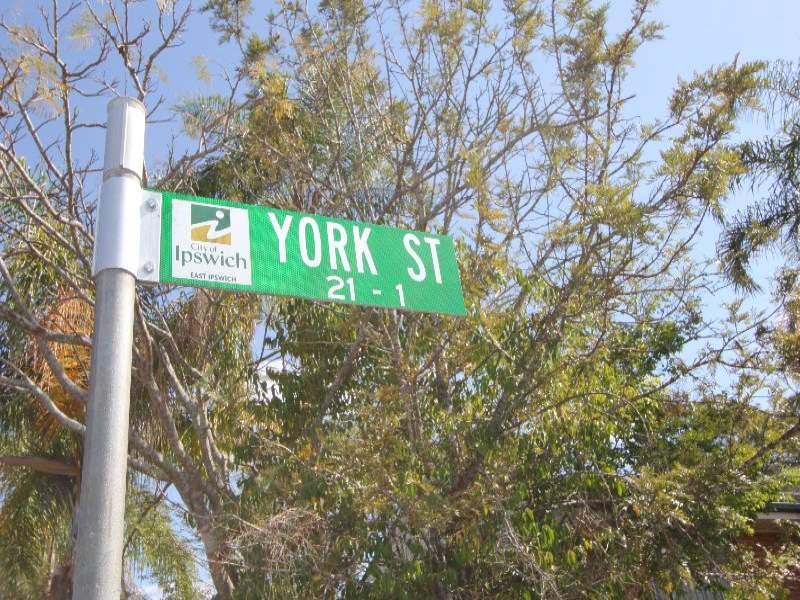 1a York Street, East Ipswich, Qld 4305