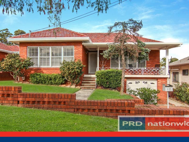 12 Hilltop Avenue, Padstow Heights, NSW 2211