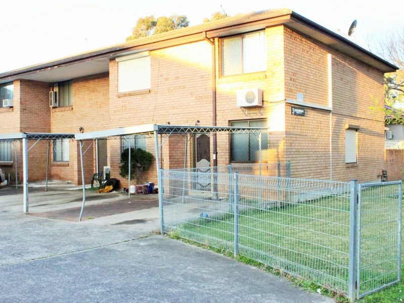 9/3 Pevensey Street, Canley Vale, NSW 2166