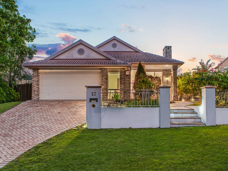 13 Elsie Place, Sinnamon Park, Qld 4073