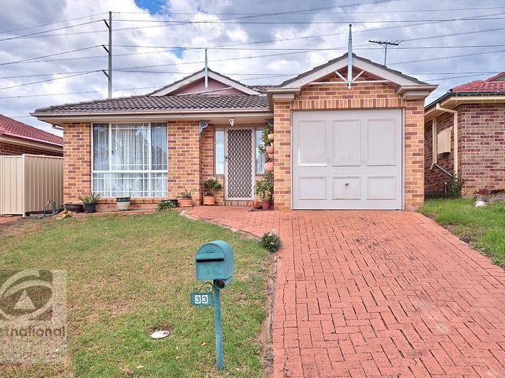 33 Candlebark Circuit, Glenmore Park, NSW 2745