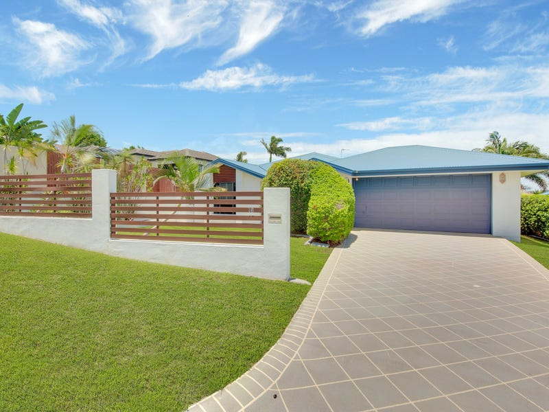 16 Clipper Terrace, South Gladstone, Qld 4680