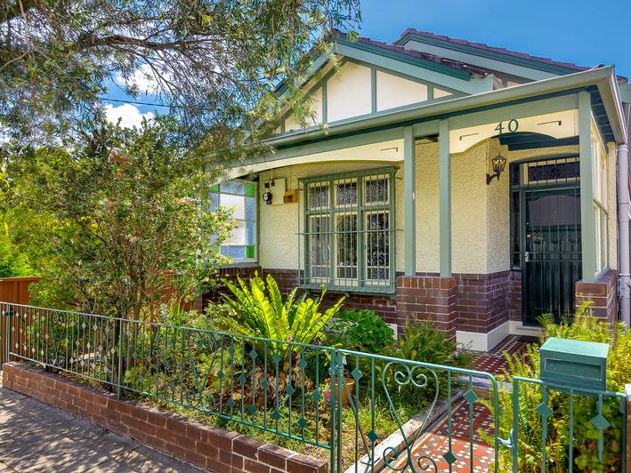 40 Beauchamp Street, Marrickville, NSW 2204