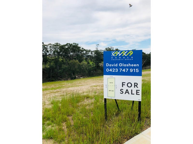 Lot 3, 4 Folsom Crescent, Kellyville, NSW 2155