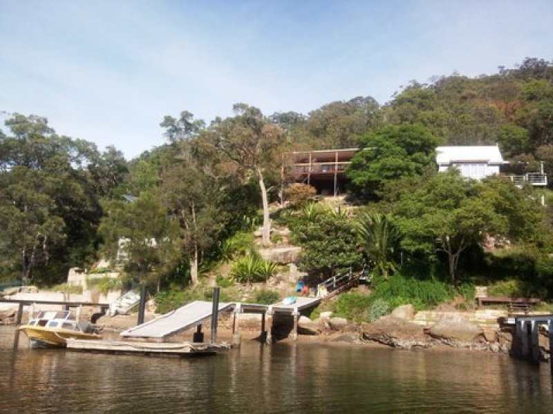 Lot 6 Coba Point, Berowra Waters, NSW 2082