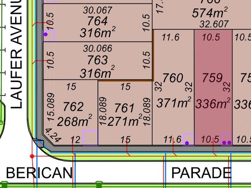 Lot 759 Berican Parade, Hilbert, WA 6112