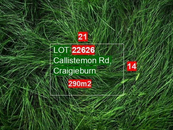 LOT/22626 Callistemon Road, Craigieburn, Vic 3064