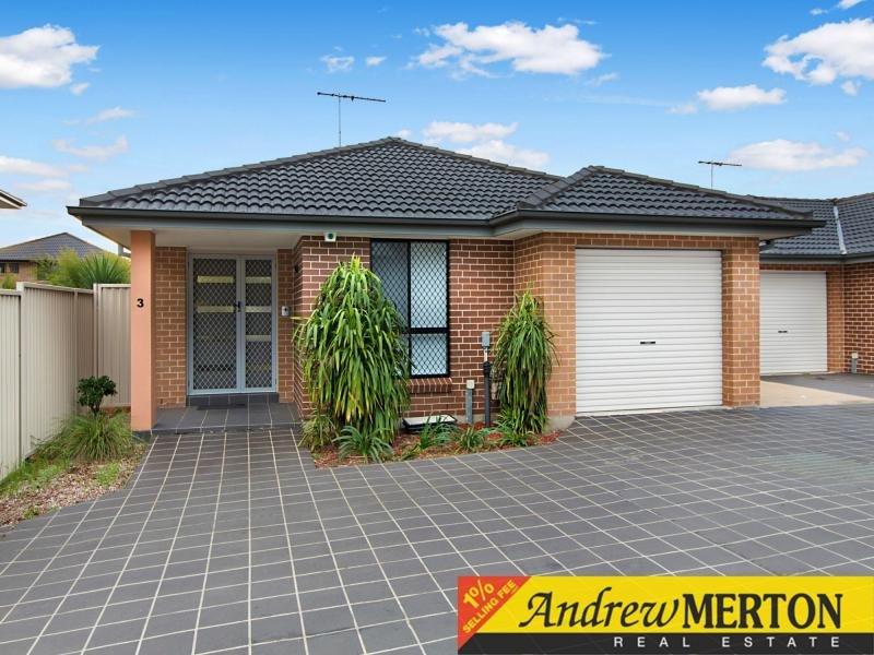 3/15-17 Tungarra Road, Girraween, NSW 2145