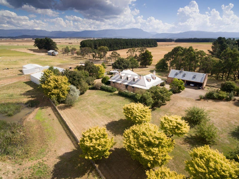 160 Clayfield Road, Bishopsbourne, Tas 7301