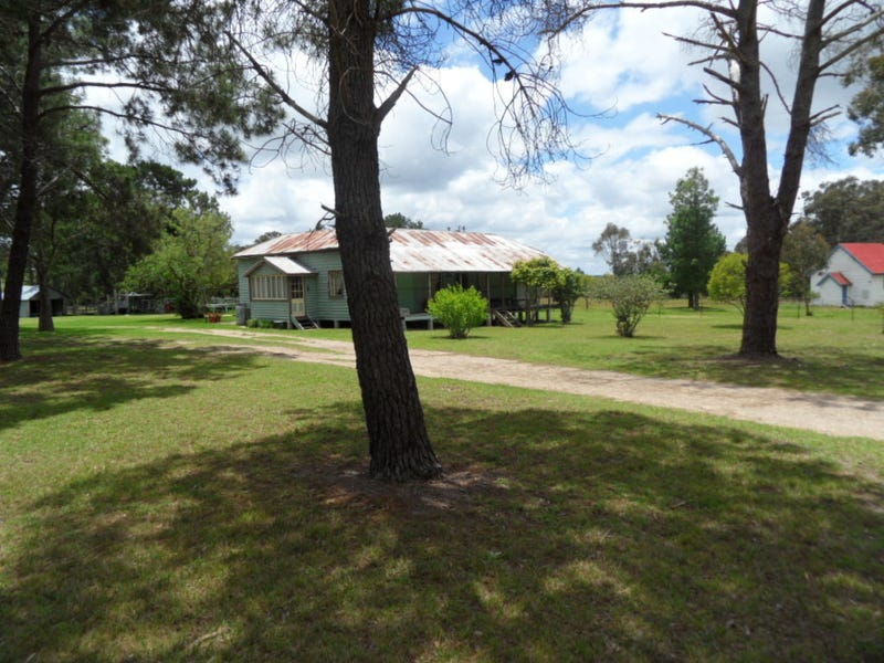 3510 Old Stanthorpe Rd, Dalveen, Qld 4374