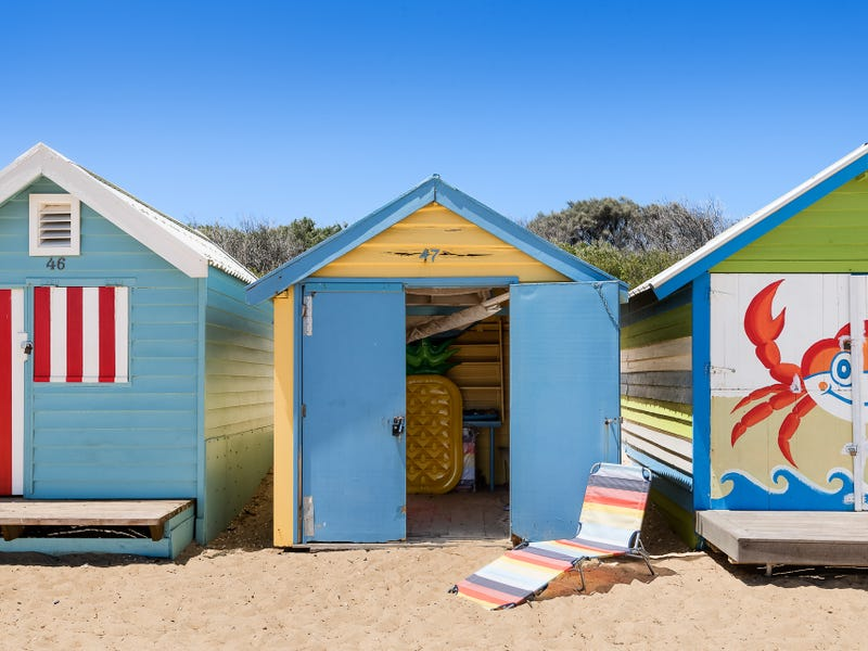Bathing Box 47, Brighton, Vic 3186