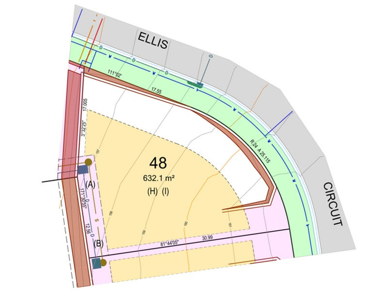 Lot 48 Ellis Circuit, Wollongbar, NSW 2477