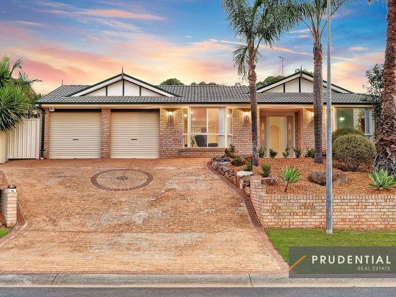 16 Granite Place, Eagle Vale, NSW 2558
