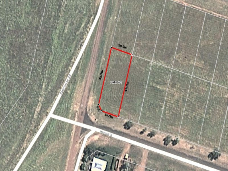 Lot 14 Mitchell Street, Ilfracombe, Qld 4727