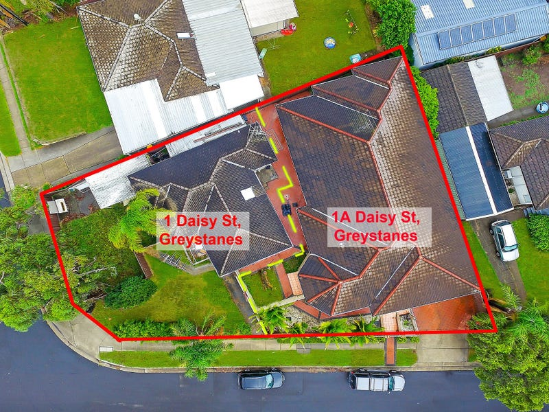 1 & 1A Daisy Street, Greystanes, NSW 2145