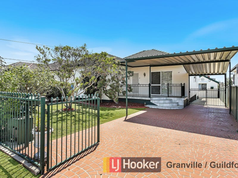 17 Donnelly Street, Guildford, NSW 2161