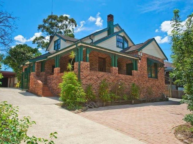 8 Denistone Road, Eastwood, NSW 2122