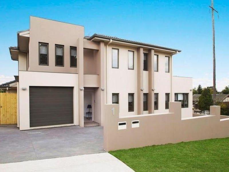 1 Jones Street, Ryde, NSW 2112