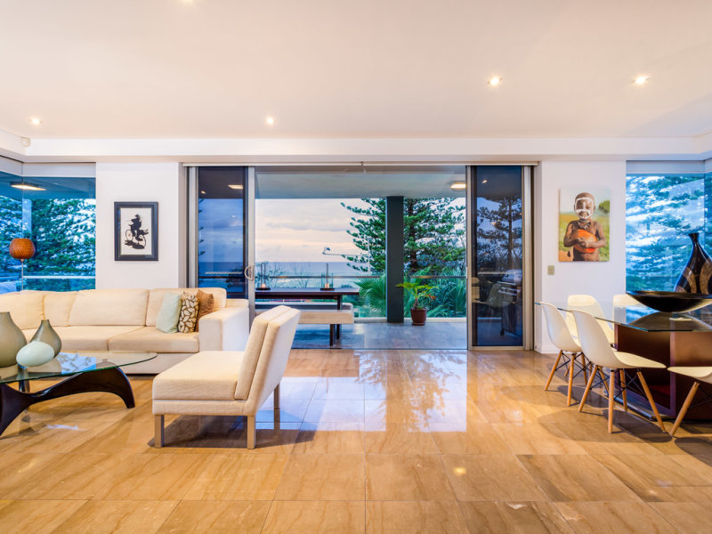 201 'Ivory' 1 Fifth Avenue, Burleigh Heads, Qld 4220