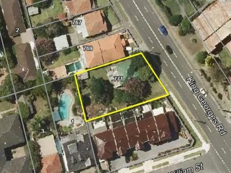 771 King Georges Road, South Hurstville, NSW 2221