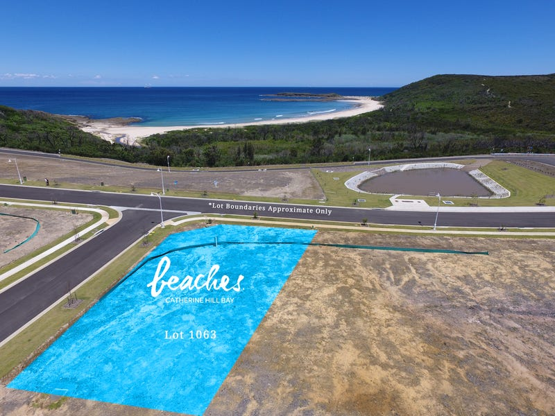 Lot 1063, Surfside Drive, Catherine Hill Bay, NSW 2281
