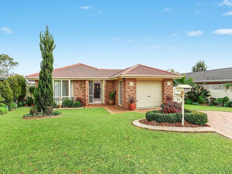 21 Cowdery Way, Currans Hill, NSW 2567