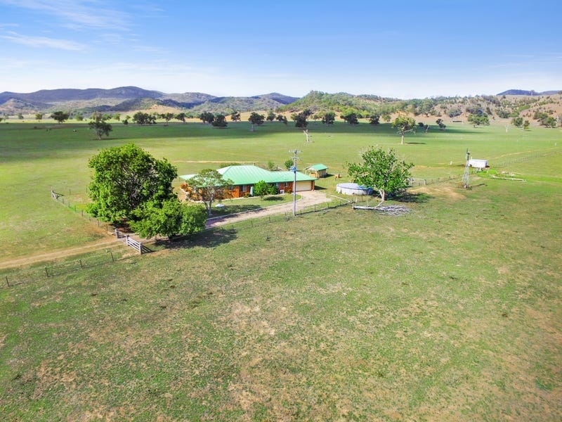 540 Kamilaroi Highway, Willow Tree, NSW 2339