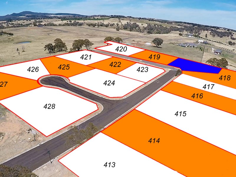 Lot 424, Gorman Road, Orange, NSW 2800