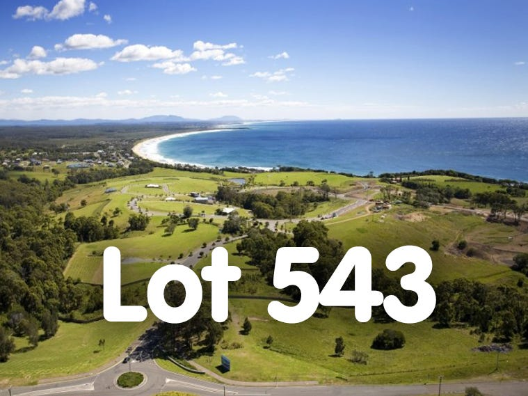 Lot 543, Lot 543 Maslin Close, Diamond Beach, NSW 2430