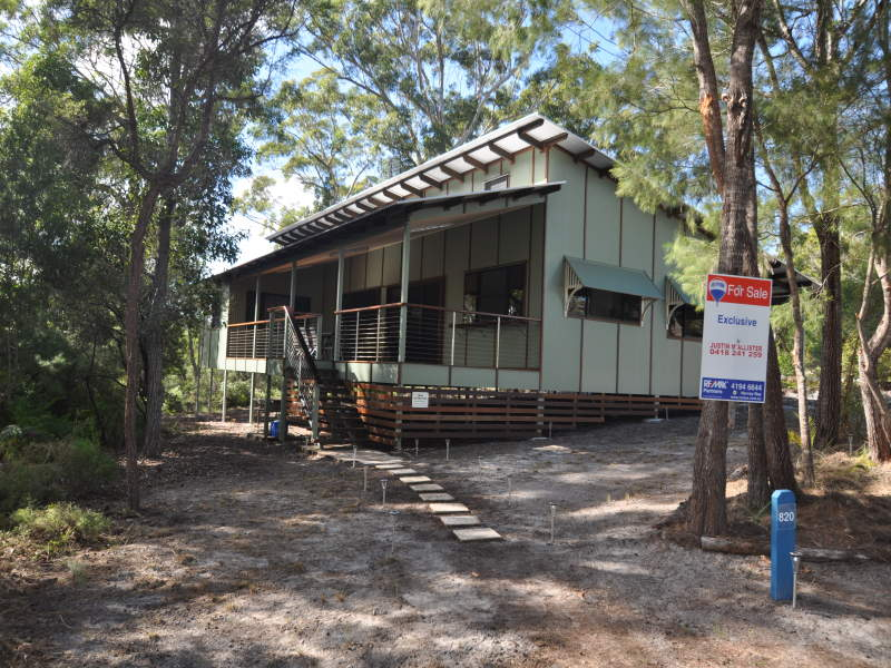 Lot 5 Kingfisher Heights II, Fraser Island, Qld 4581